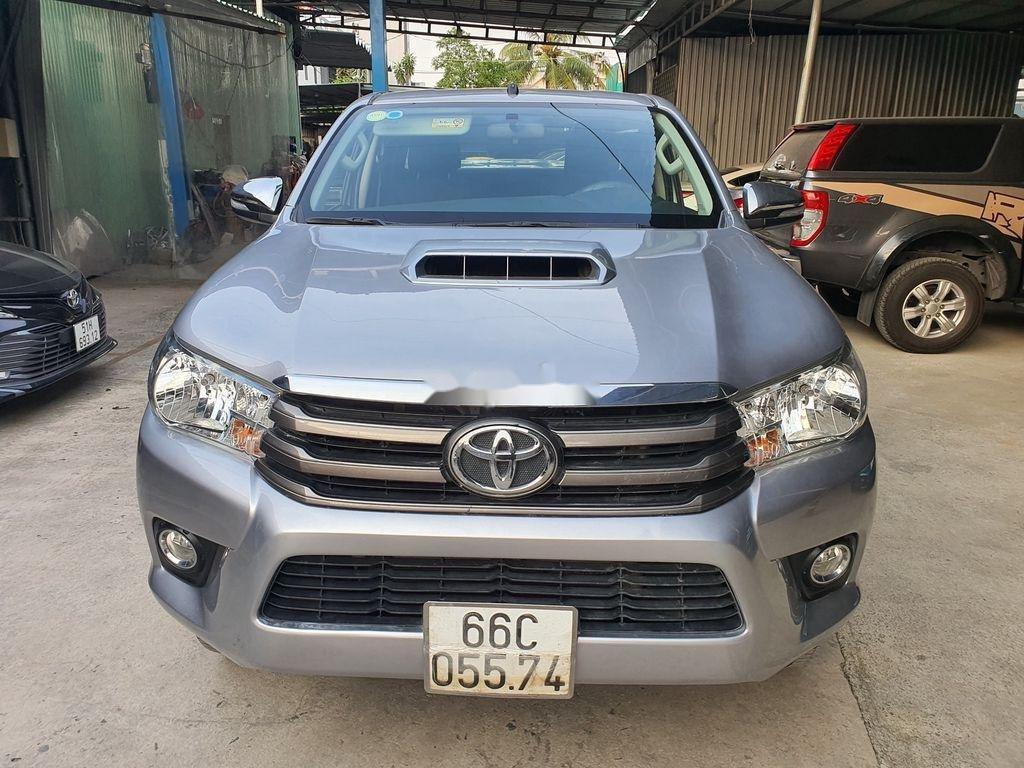 Bán Toyota Hilux năm 2016, xe nhập, xe chính chủ giá ưu đãi (1)