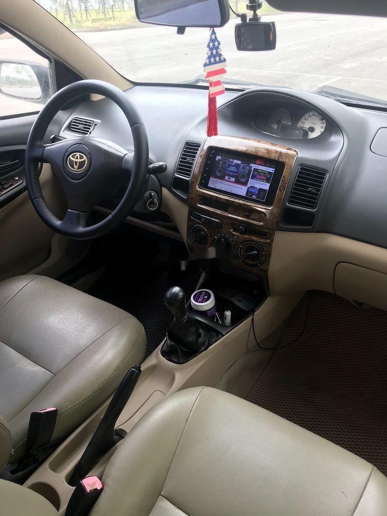Cần bán xe Toyota Vios sản xuất 2006, giá chỉ 145 triệu (4)