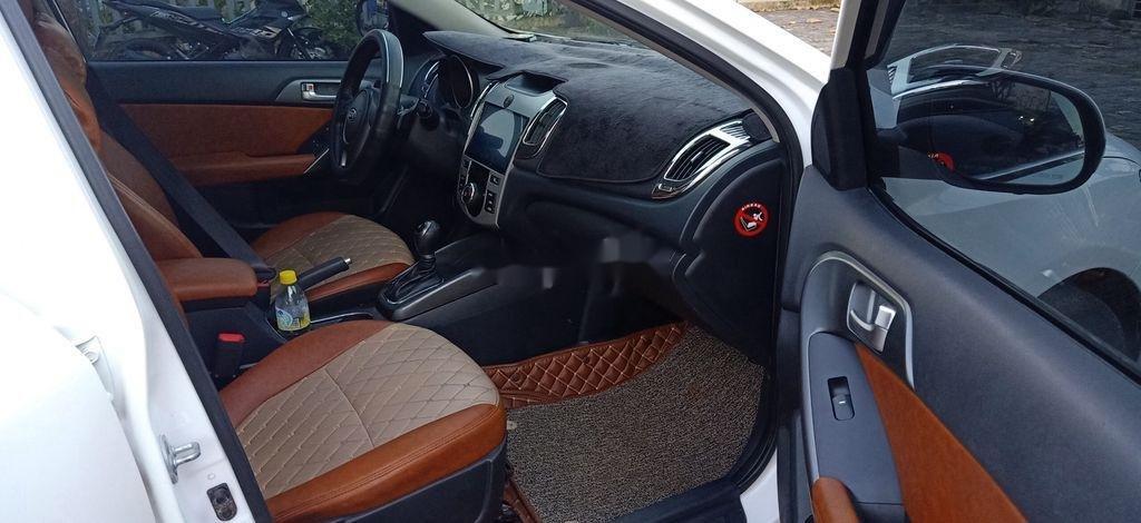 Bán ô tô Kia Forte sản xuất 2012, xe một đời chủ giá ưu đãi (4)