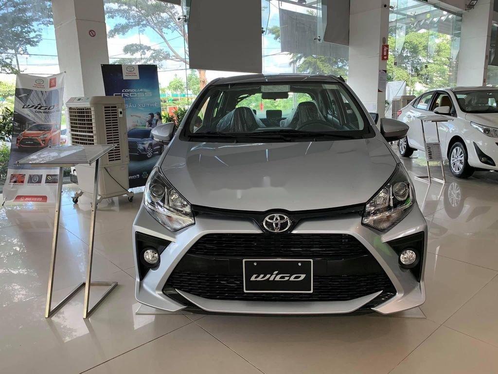 Bán xe Toyota Wigo MT sản xuất 2020, nhập khẩu nguyên chiếc (1)