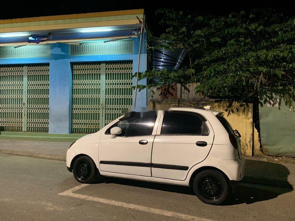 Bán Chevrolet Spark sản xuất 2010, màu trắng, nhập khẩu (1)