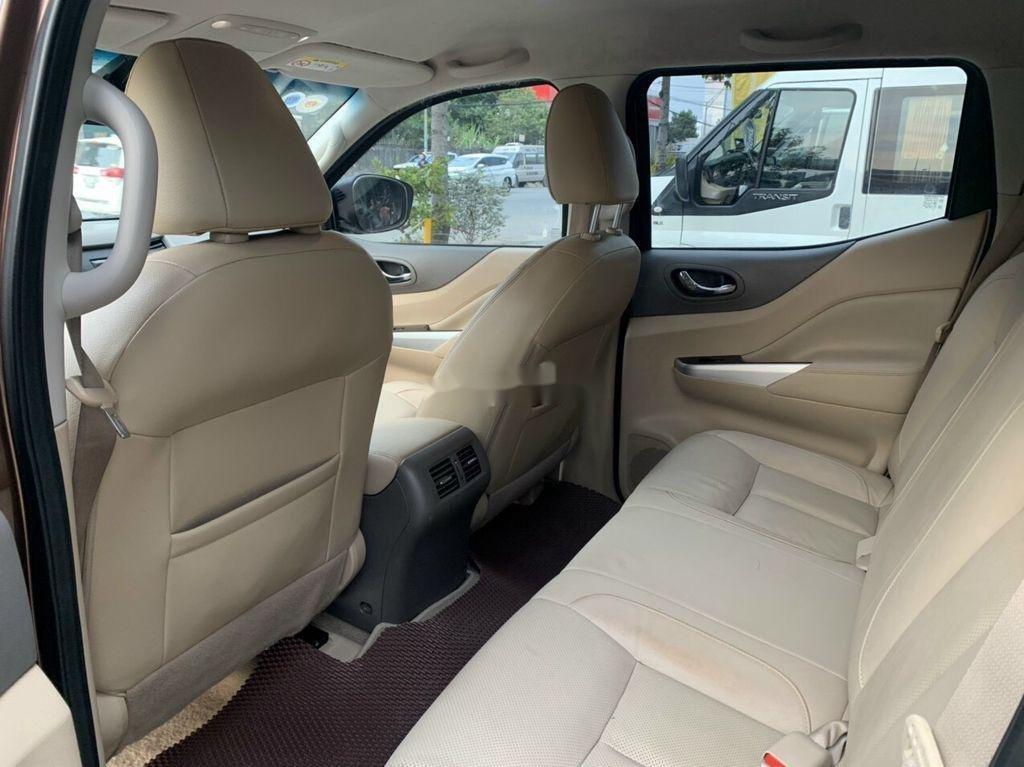 Cần bán gấp Nissan Navara đời 2015, màu nâu, xe nhập, giá 545tr (6)