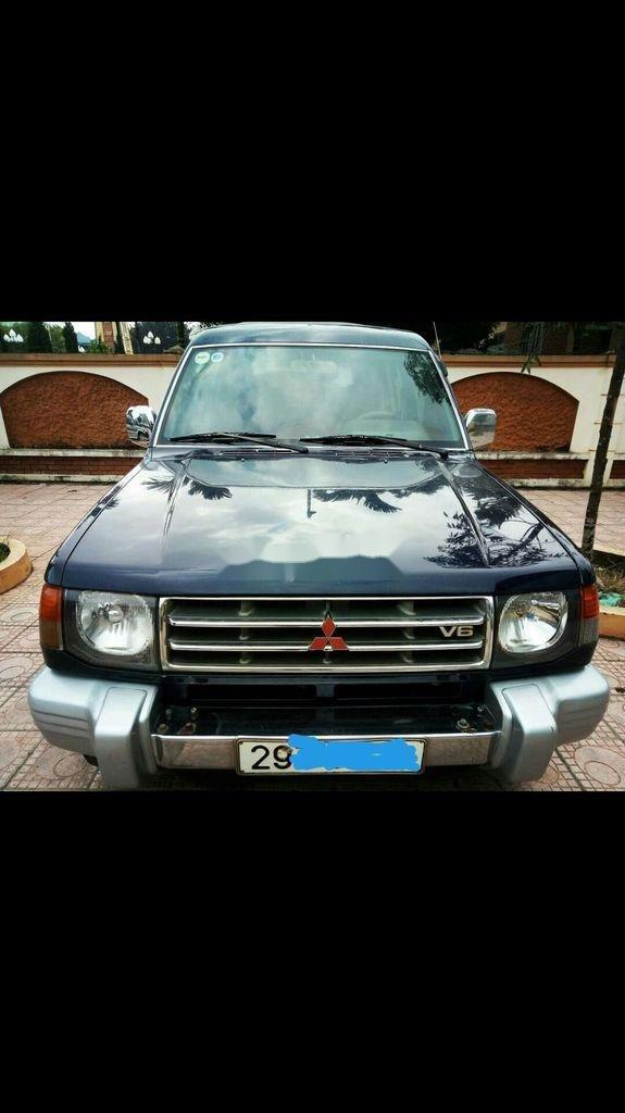 Cần bán Mitsubishi Pajero năm sản xuất 2003 còn mới giá cạnh tranh (11)