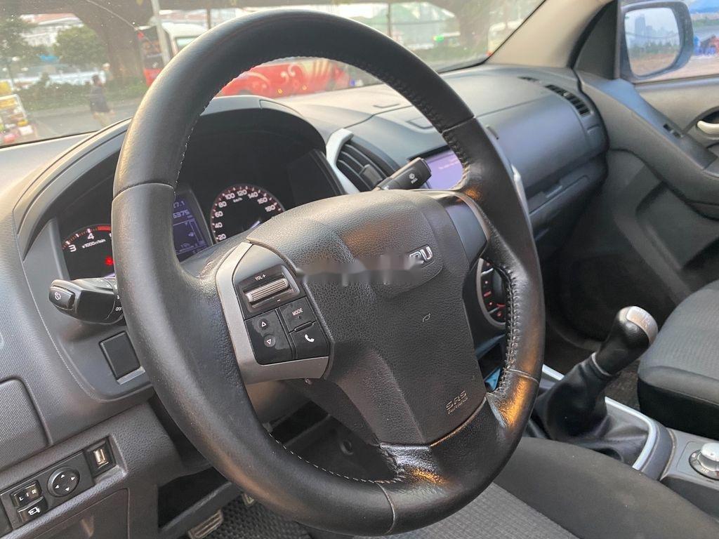 Bán Isuzu Dmax năm 2016, xe chính chủ giá ưu đãi (8)