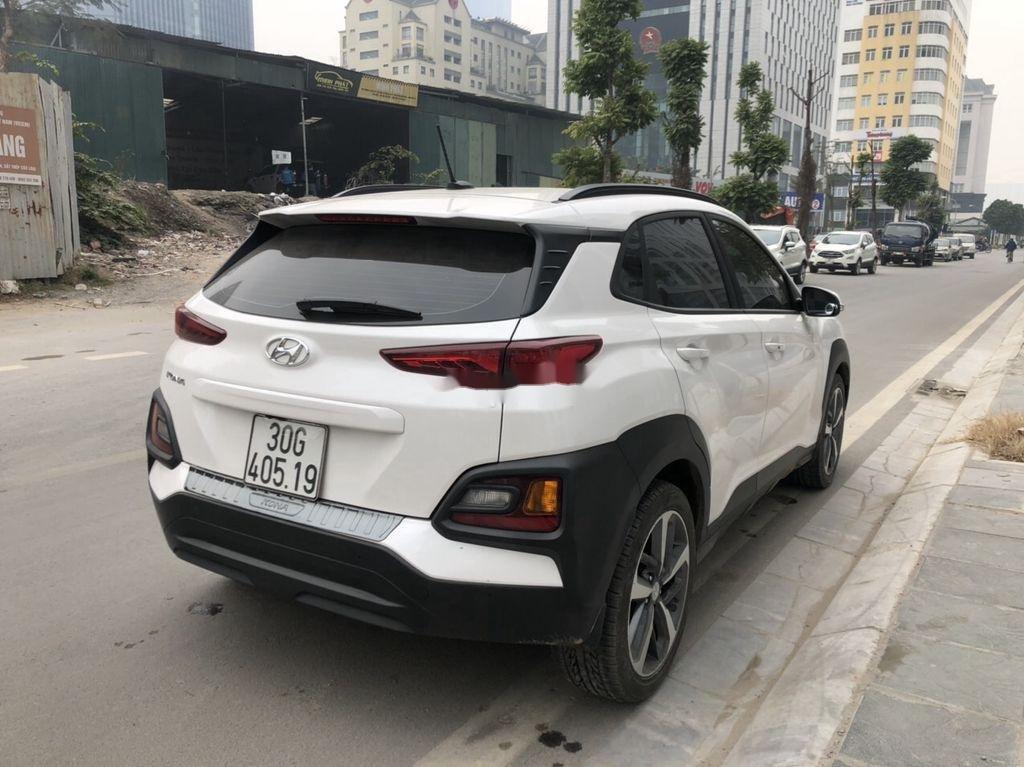 Bán xe Hyundai Kona đời 2020, màu trắng (2)