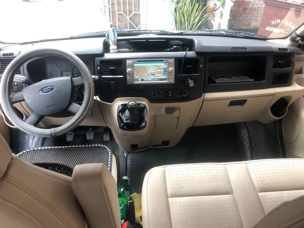 Bán Ford Transit đời 2016, màu bạc còn mới (10)
