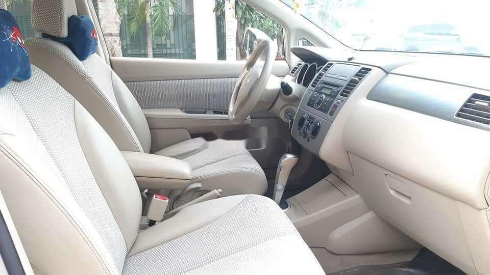 Cần bán gấp Nissan Tiida sản xuất năm 2009, xe nhập còn mới, giá tốt (1)
