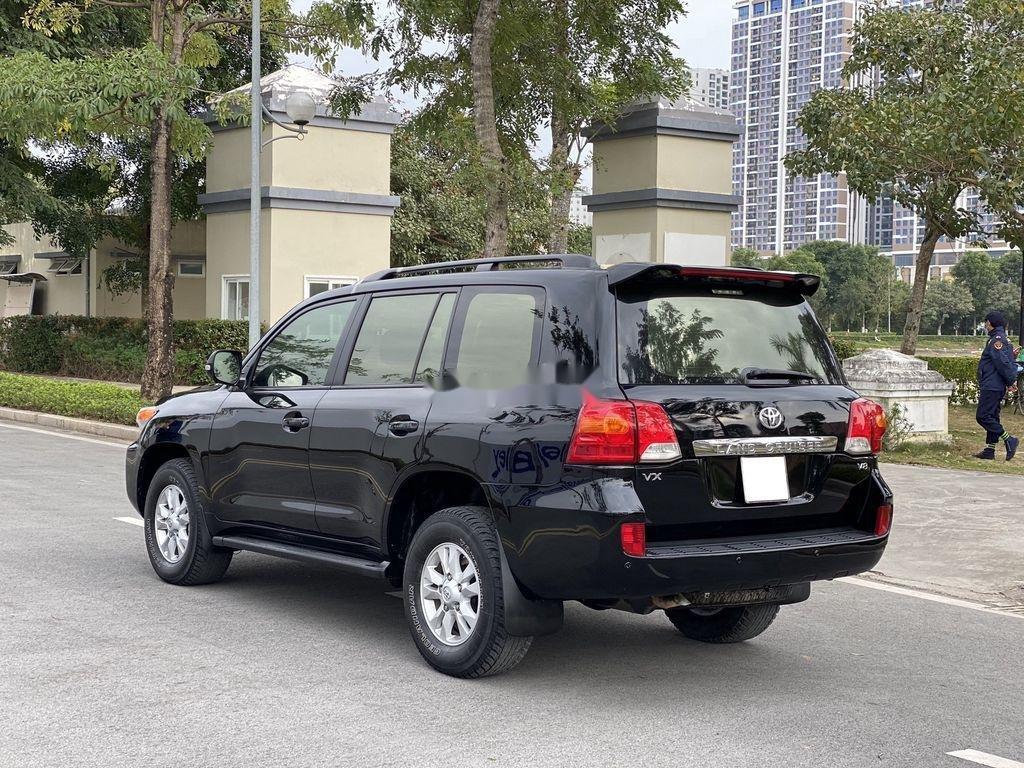 Bán Toyota Land Cruiser đời 2015, màu đen, nhập khẩu (4)