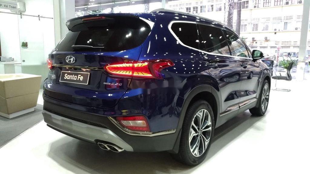 Bán Hyundai Santa Fe 2.2L máy dầu cao cấp năm 2020, xe nhập, giá chỉ 330 triệu (4)