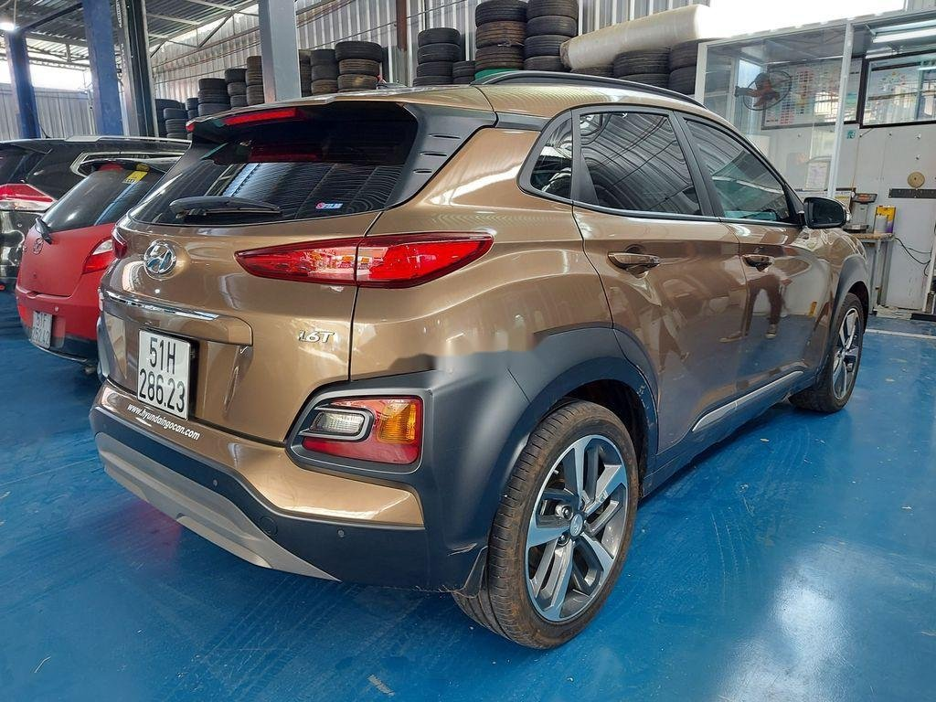 Bán Hyundai Kona sản xuất năm 2019, xe giá thấp, động cơ ổn định  (5)