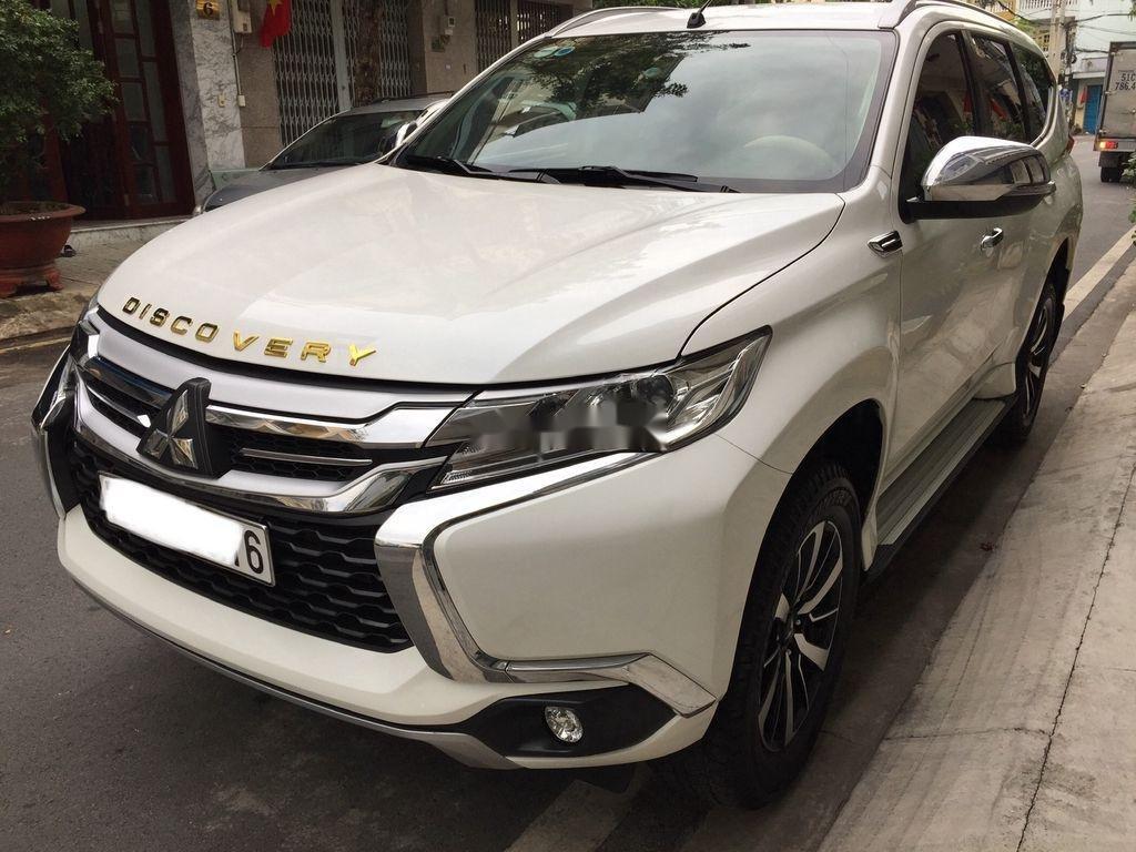 Bán xe Mitsubishi Pajero Sport sản xuất năm 2019, nhập khẩu nguyên chiếc còn mới (4)