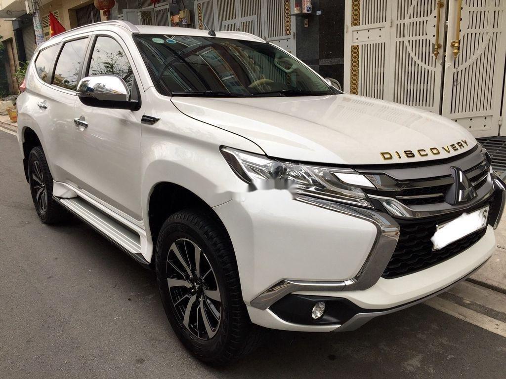 Bán xe Mitsubishi Pajero Sport sản xuất năm 2019, nhập khẩu nguyên chiếc còn mới (5)