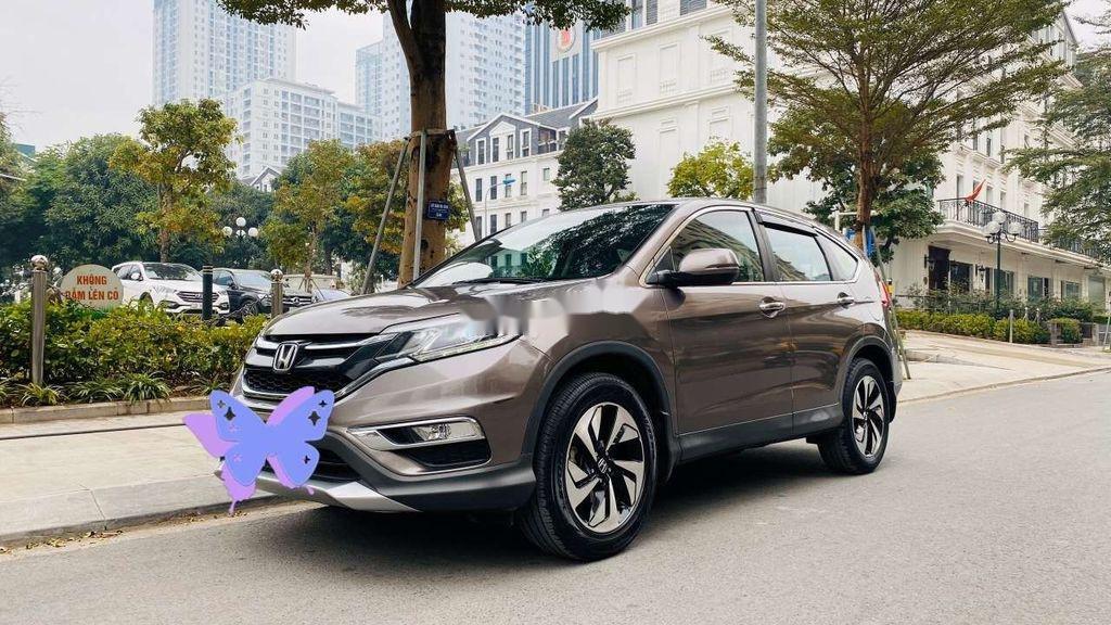 Bán ô tô Honda CR V năm 2017 còn mới giá cạnh tranh (8)