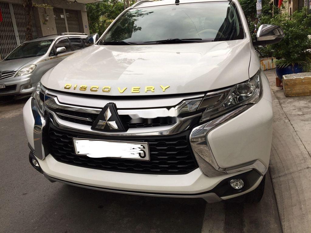 Bán xe Mitsubishi Pajero Sport sản xuất năm 2019, nhập khẩu nguyên chiếc còn mới (2)