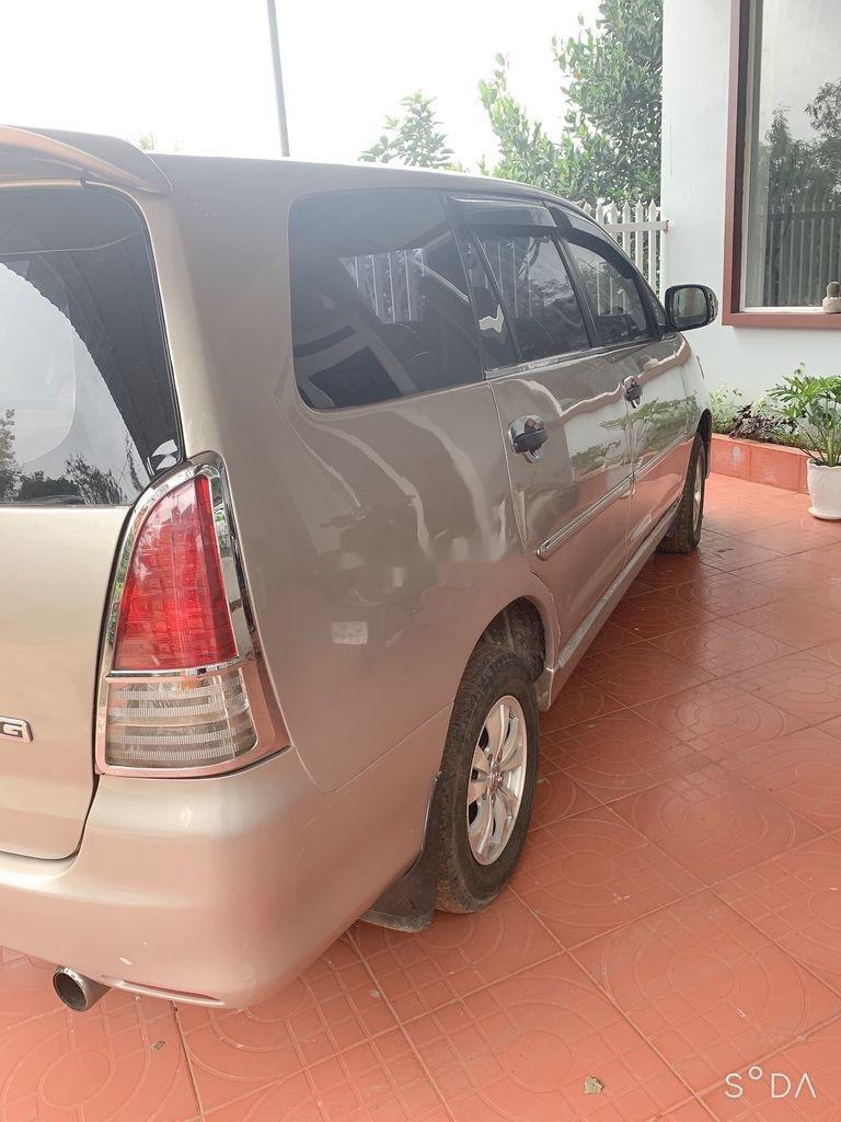 Cần bán xe Toyota Innova năm 2008, nhập khẩu nguyên chiếc còn mới (3)