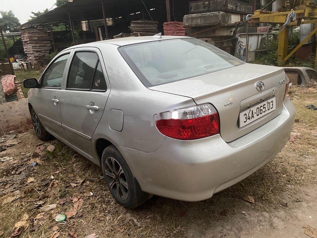 Cần bán xe Toyota Vios năm sản xuất 2003 còn mới (3)