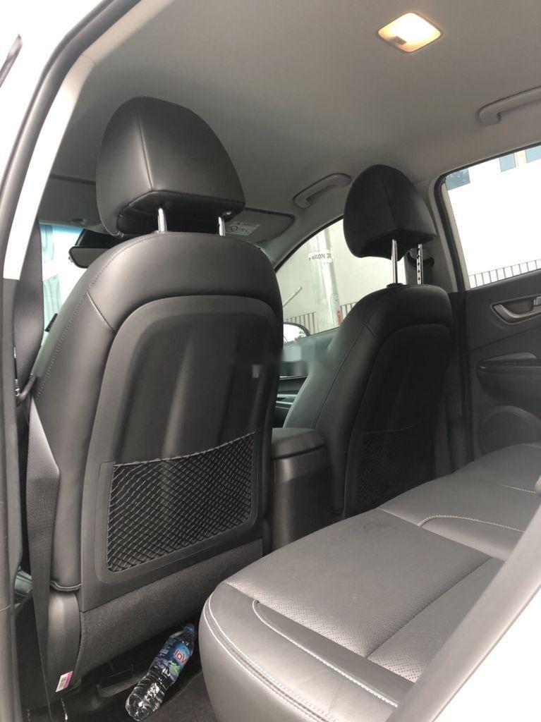 Bán xe Hyundai Kona đời 2020, màu trắng (11)