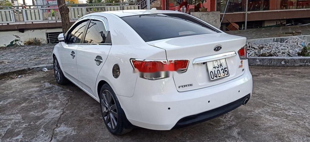 Bán ô tô Kia Forte sản xuất 2012, xe một đời chủ giá ưu đãi (2)