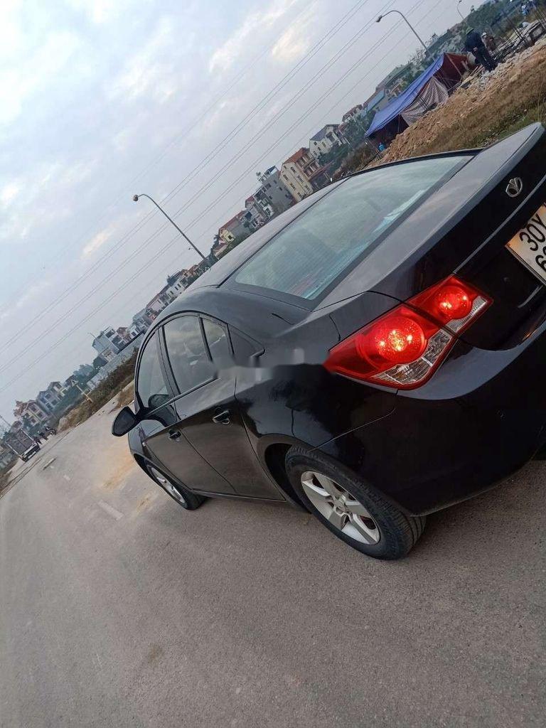 Bán Daewoo Lacetti năm sản xuất 2010, màu đen, nhập khẩu Hàn Quốc  (4)