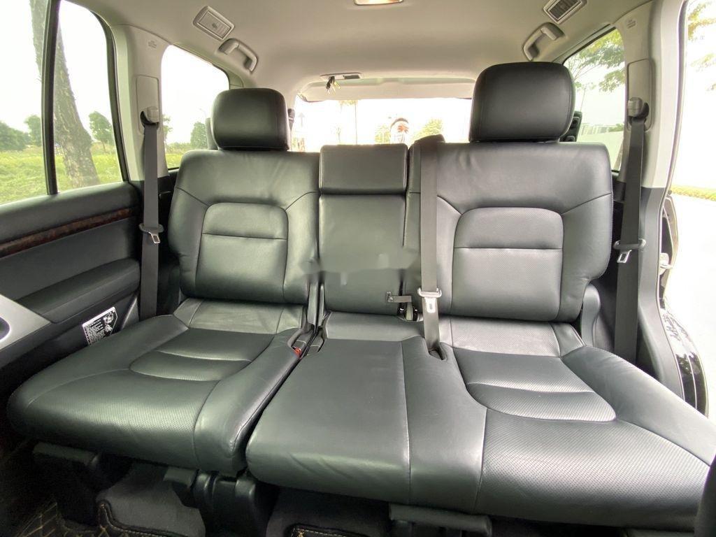 Bán Toyota Land Cruiser đời 2015, màu đen, nhập khẩu (11)