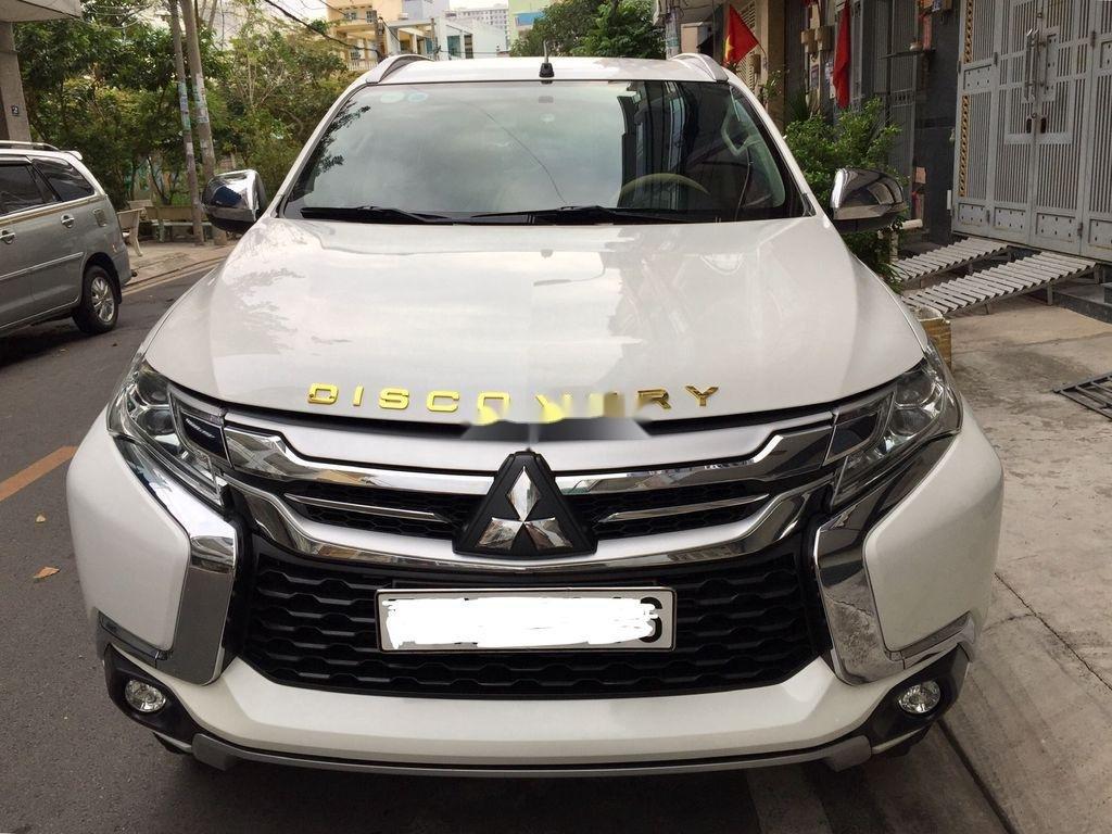 Bán xe Mitsubishi Pajero Sport sản xuất năm 2019, nhập khẩu nguyên chiếc còn mới (3)