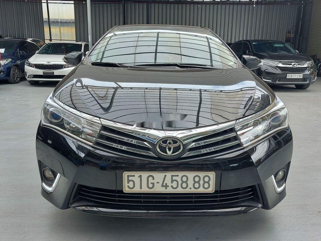 Cần bán Toyota Corolla Altis 1.8G sản xuất năm 2017 (1)