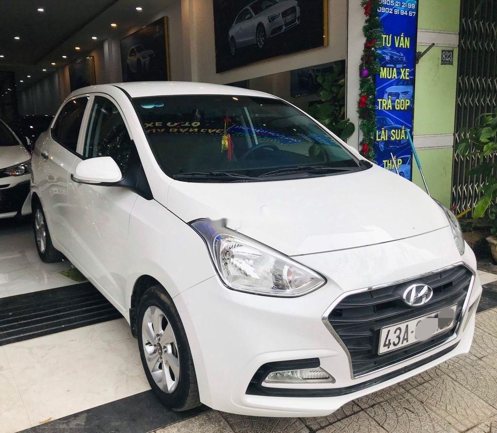 Bán xe Hyundai Grand i10 1.2AT sản xuất năm 2018 (1)