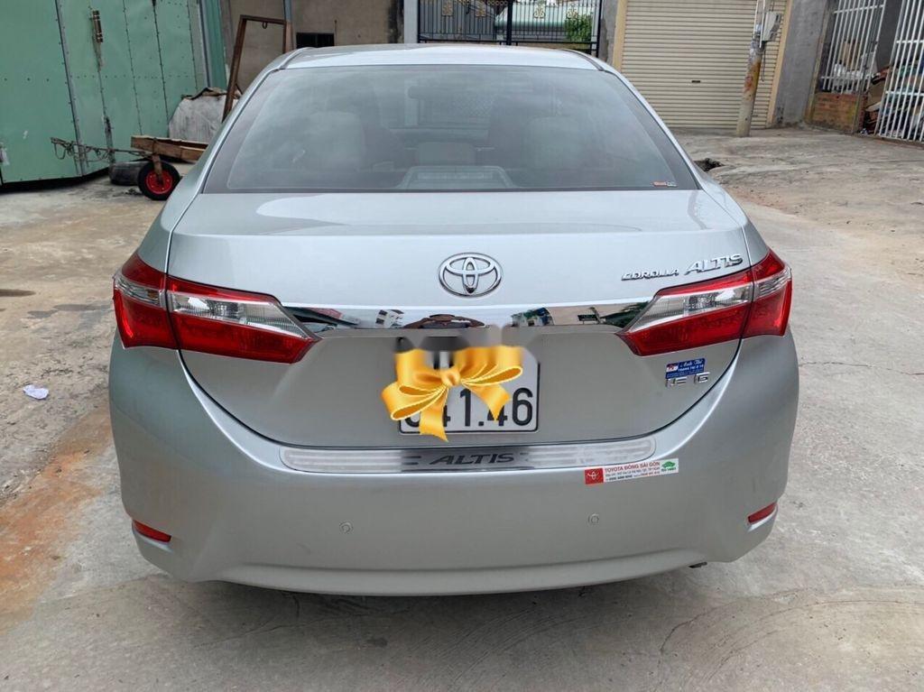 Bán Toyota Corolla Altis sản xuất năm 2015 (3)