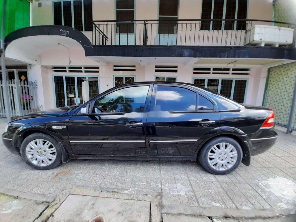 Bán Ford Mondeo sản xuất 2004, màu đen chính chủ, giá chỉ 150 triệu (1)