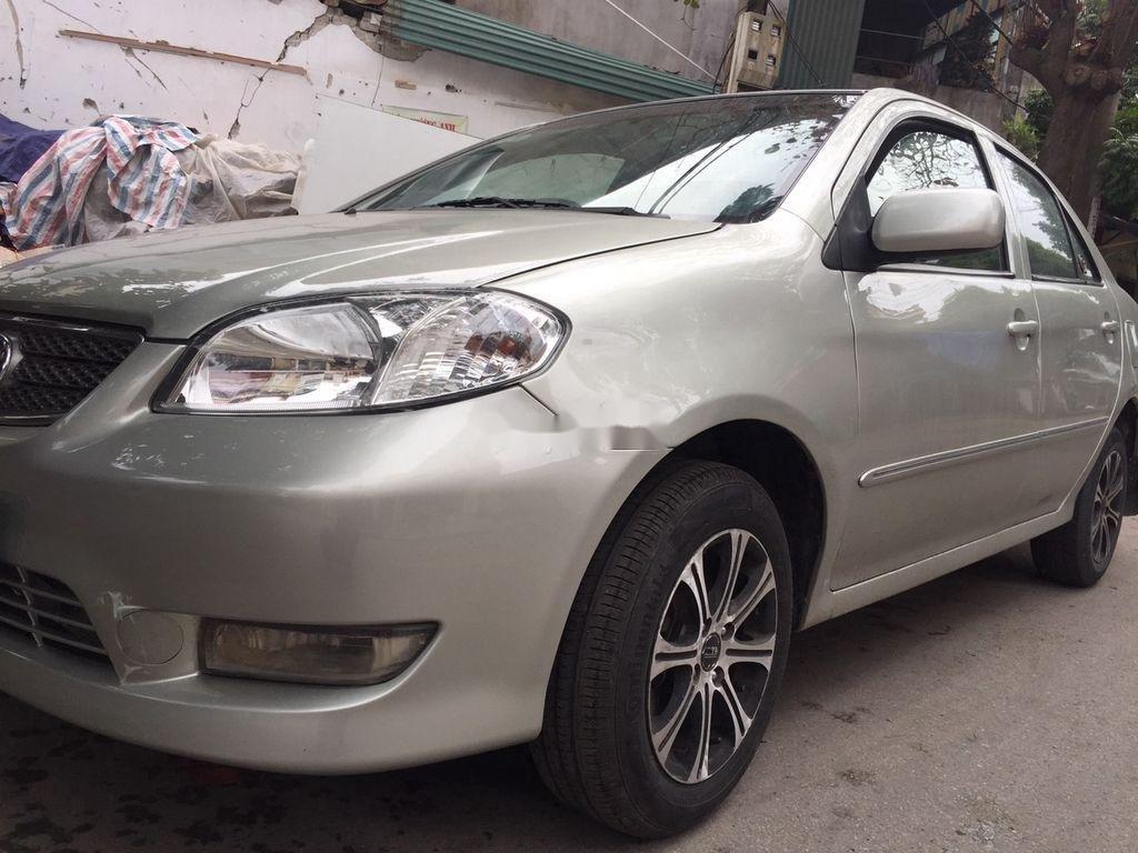 Cần bán xe Toyota Vios năm sản xuất 2003 còn mới (1)