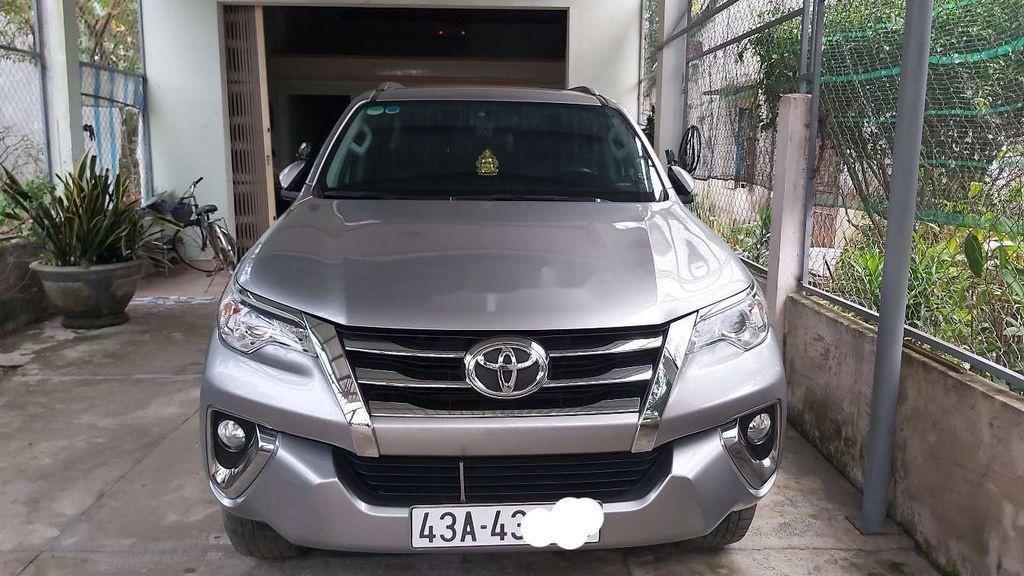 Bán ô tô Toyota Fortuner năm sản xuất 2018, màu bạc, 960 triệu (1)