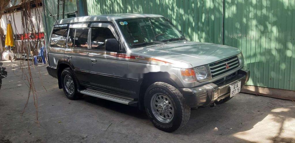 Cần bán xe Mitsubishi Pajero sản xuất 2000, xe nhập, giá 145tr (1)