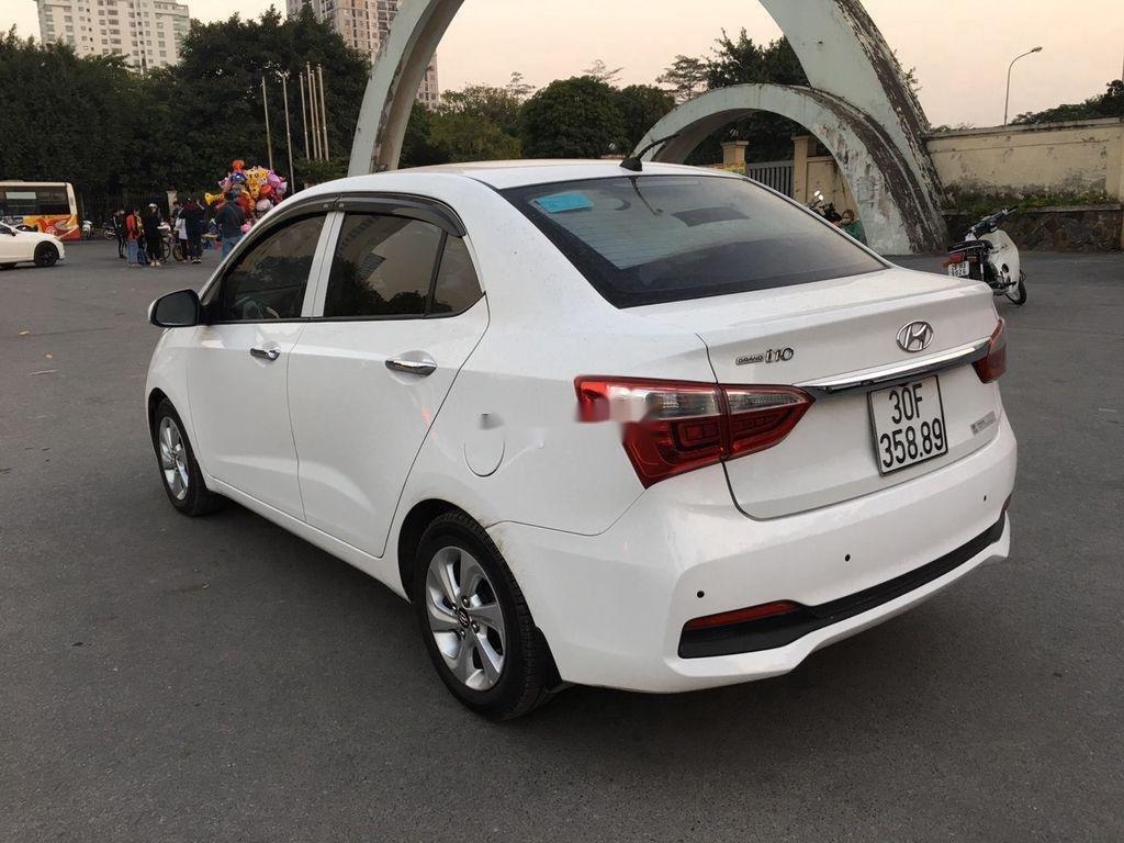 Cần bán gấp Hyundai Grand i10 sản xuất năm 2018, màu trắng  (2)