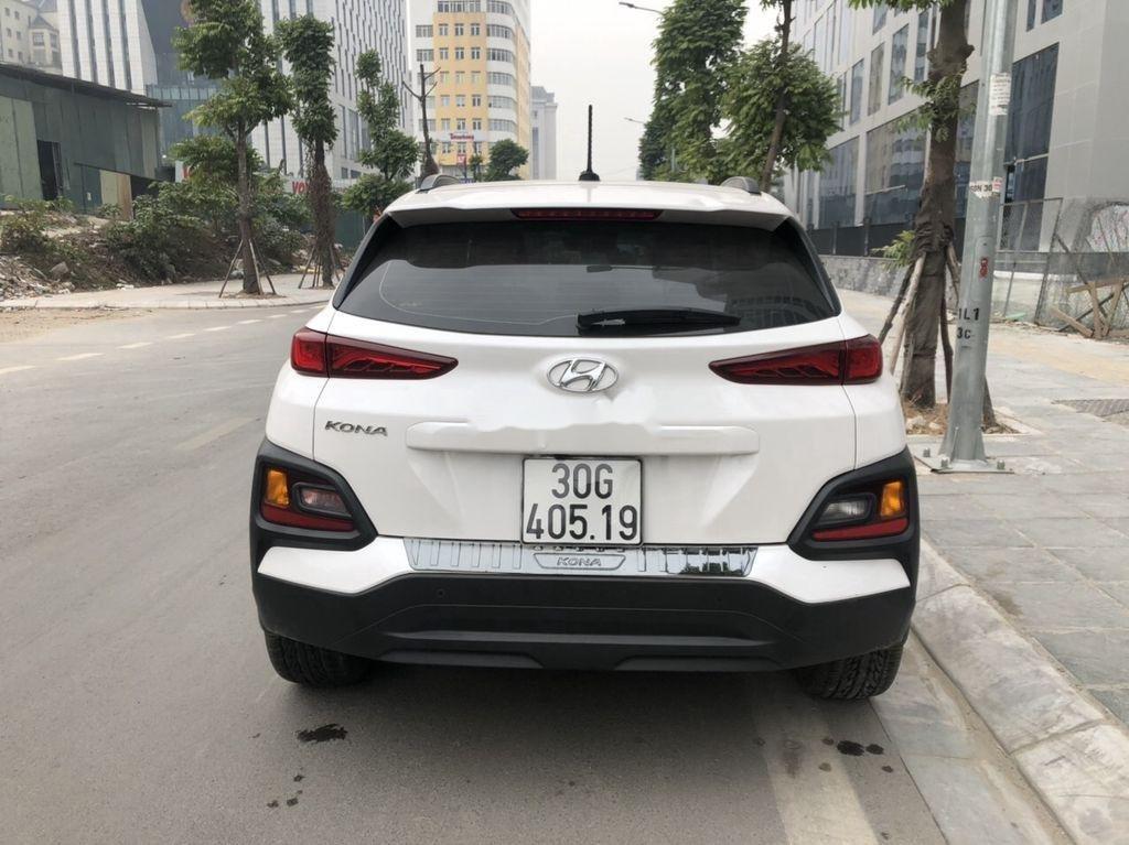 Bán xe Hyundai Kona đời 2020, màu trắng (3)