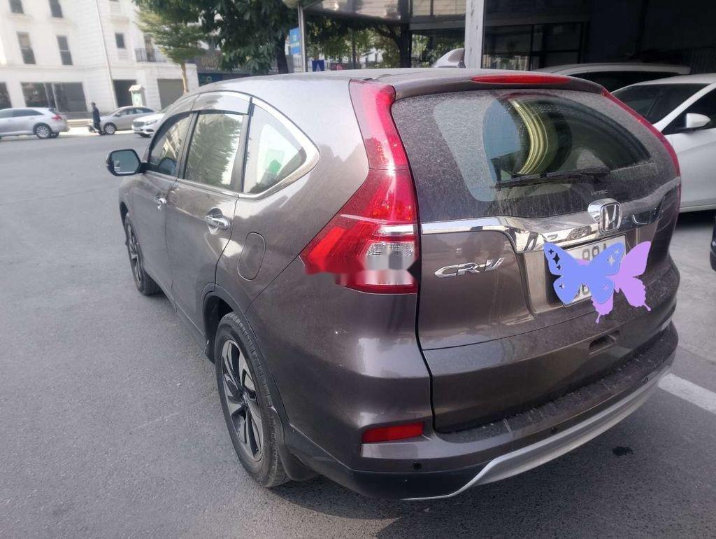 Bán ô tô Honda CR V năm 2017 còn mới giá cạnh tranh (1)