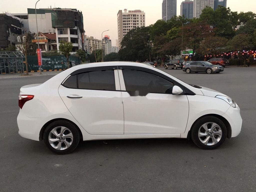 Cần bán gấp Hyundai Grand i10 sản xuất năm 2018, màu trắng  (6)