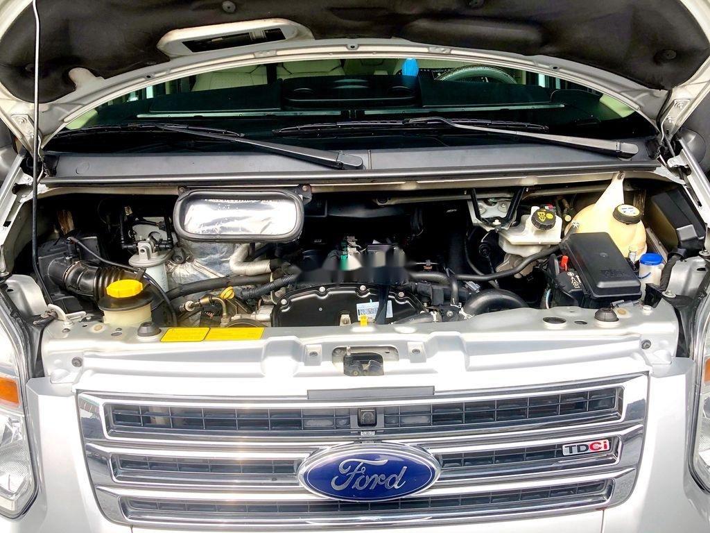 Bán Ford Transit đời 2016, màu bạc còn mới (5)