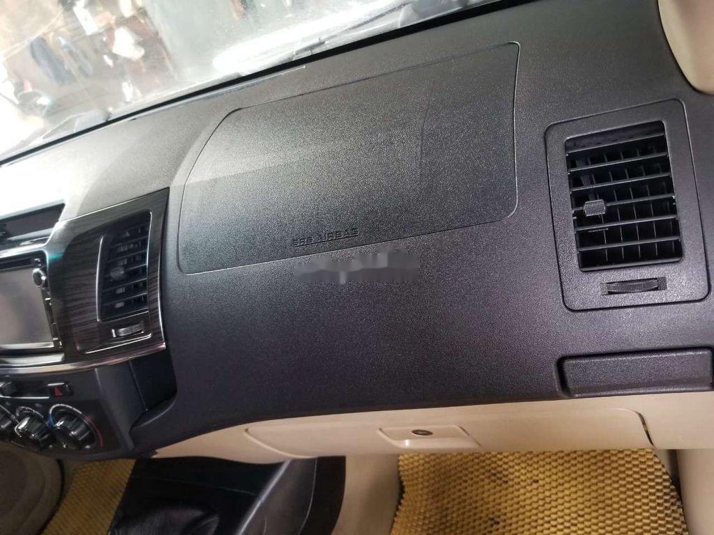 Bán Toyota Fortuner năm sản xuất 2014, màu bạc, nhập khẩu, giá tốt (4)