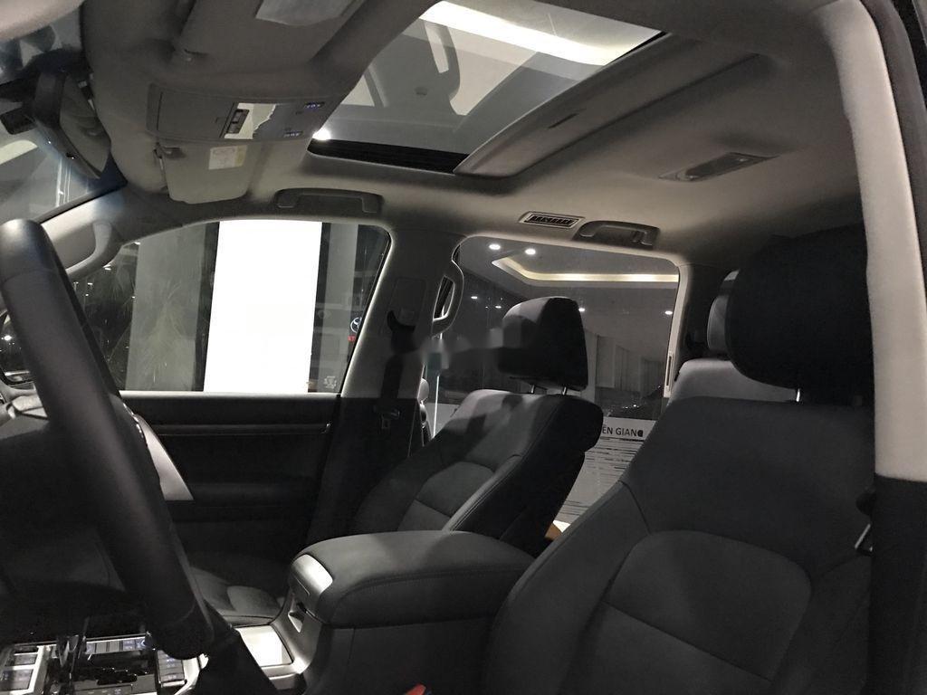 Toyota Land Cruiser V8 đời 2021 khẳng định đẳng cấp (10)