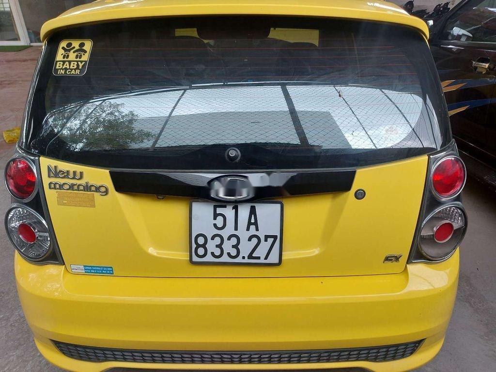 Bán Kia Morning sản xuất 2010, màu vàng chính chủ, giá chỉ 208 triệu (2)