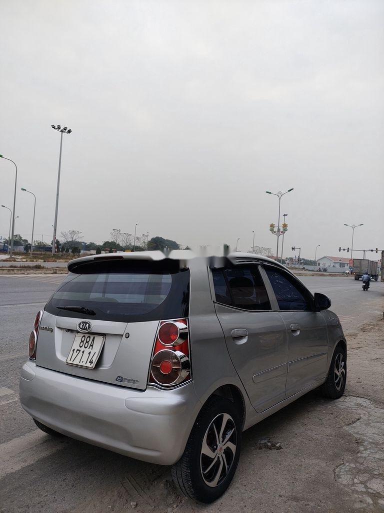 Cần bán lại xe Kia Morning đời 2011, màu bạc còn mới, giá tốt (4)