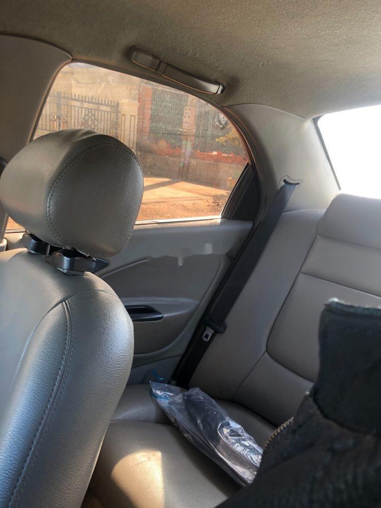 Cần bán lại xe Daewoo Nubira sản xuất 2002, màu bạc, nhập khẩu  (6)