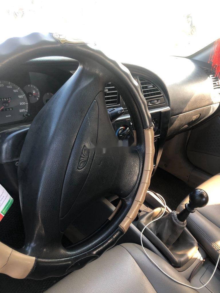 Cần bán lại xe Daewoo Nubira sản xuất 2002, màu bạc, nhập khẩu  (3)