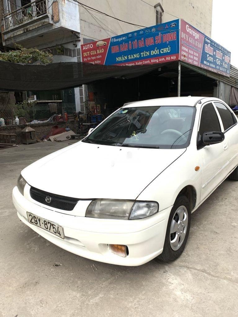 Bán Mazda 323 đời 2000, màu trắng (4)