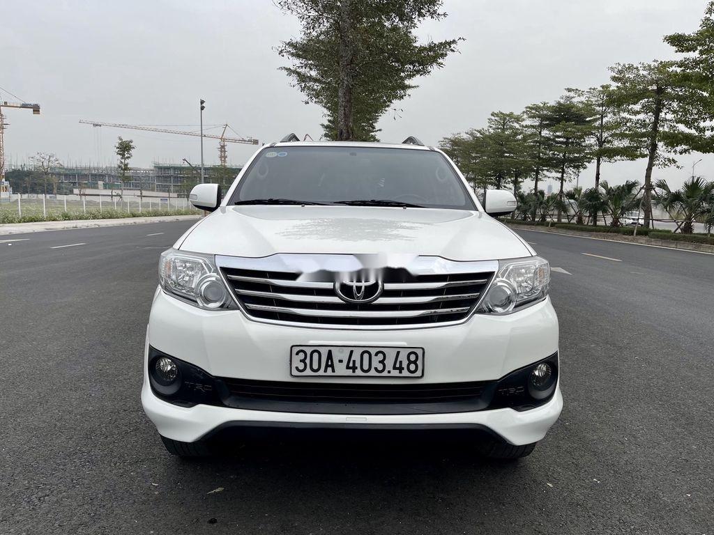 Cần bán xe Toyota Fortuner Sportivo TRD năm sản xuất 2014 (3)