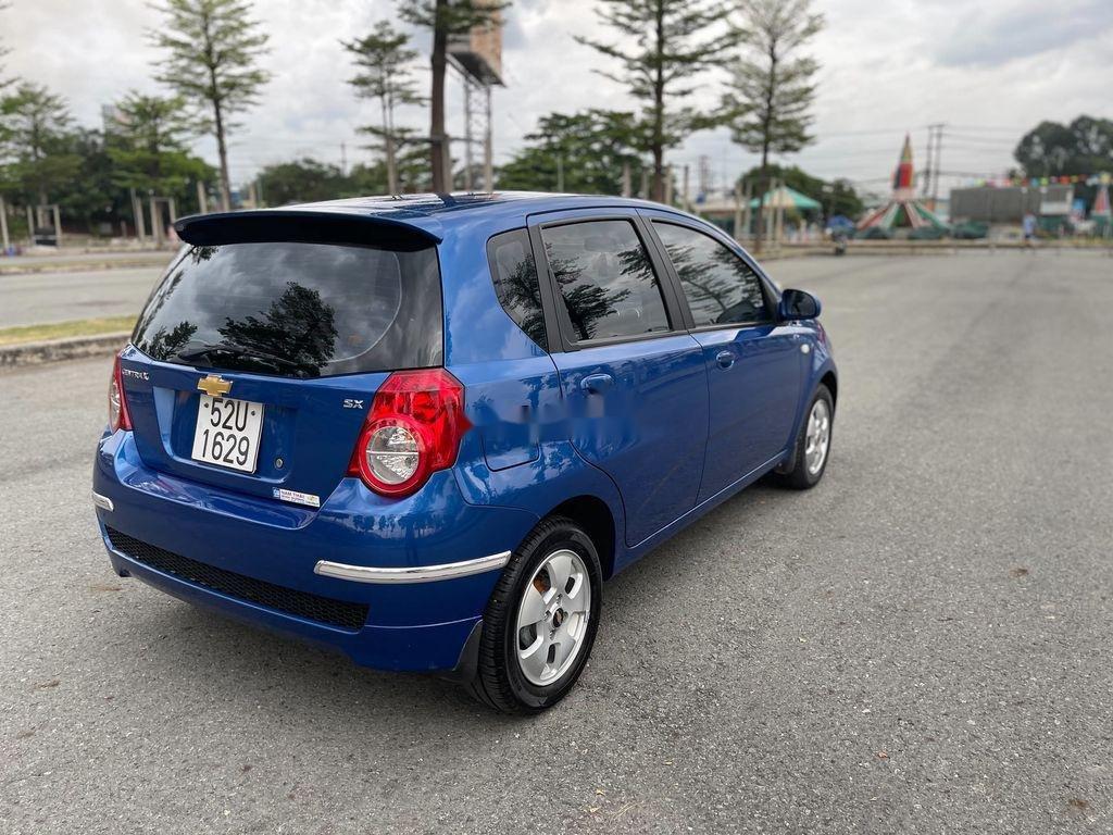 Bán Daewoo GentraX sản xuất 2008, màu xanh lam (6)