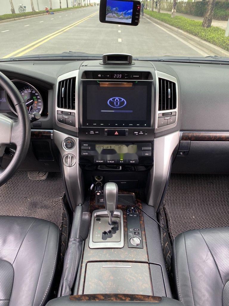 Bán Toyota Land Cruiser đời 2015, màu đen, nhập khẩu (10)