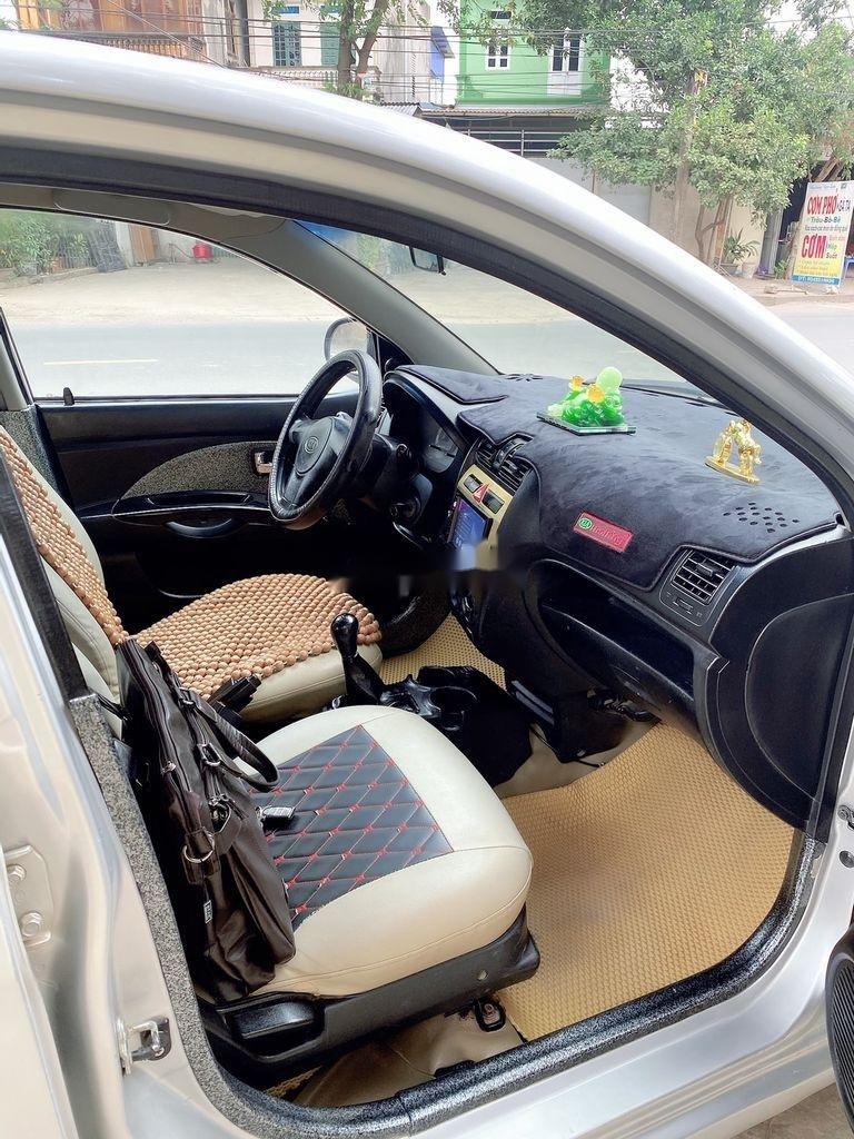 Cần bán xe Kia Morning đời 2010, màu bạc chính chủ, 123 triệu (12)