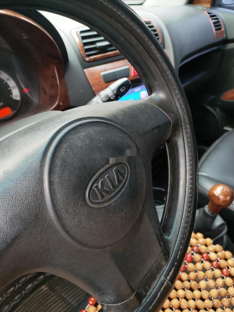 Cần bán lại xe Kia Morning đời 2011, màu bạc còn mới, giá tốt (10)