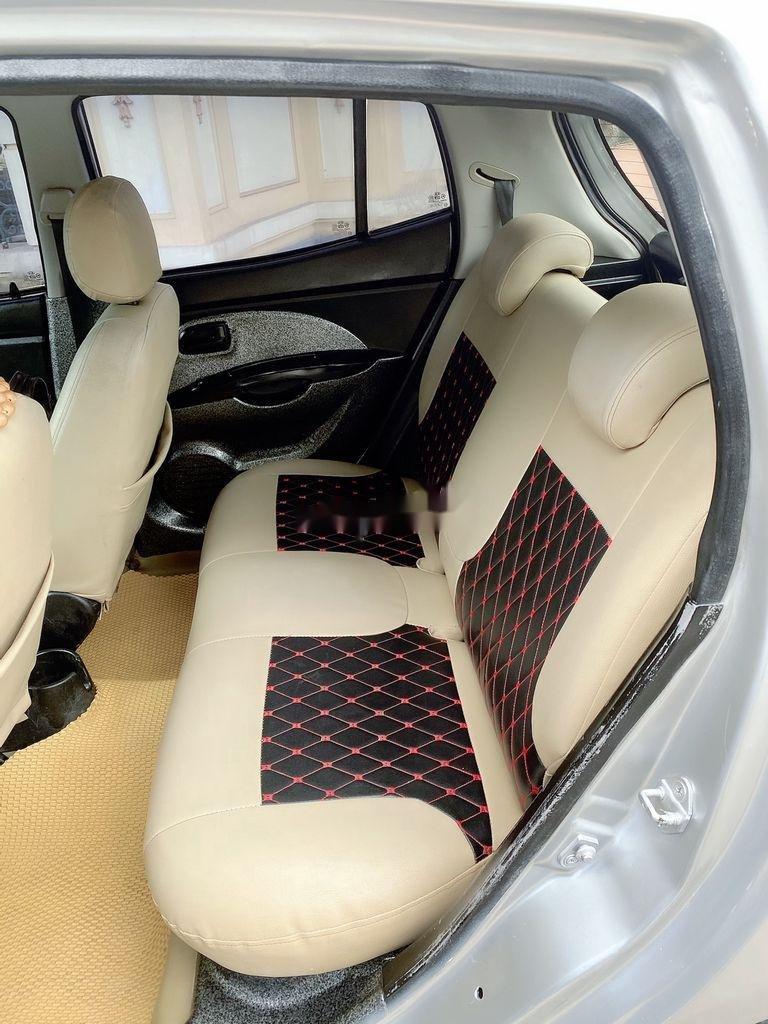 Cần bán xe Kia Morning đời 2010, màu bạc chính chủ, 123 triệu (11)
